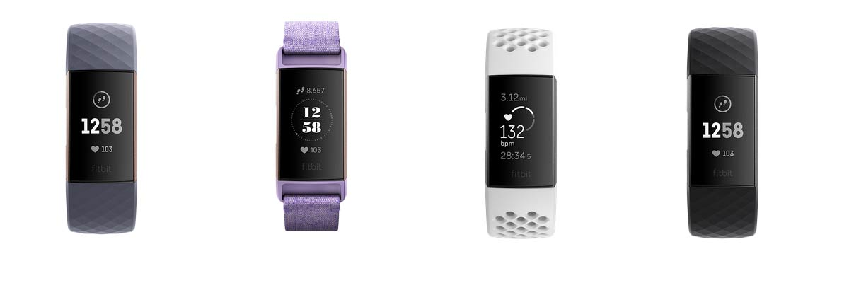 Análisis Fitbit Charge 3