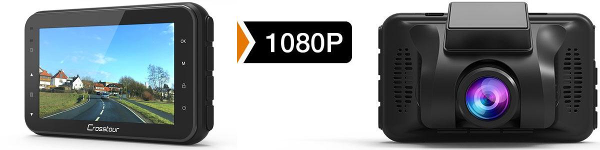 Cámara para coche Crosstour CR100