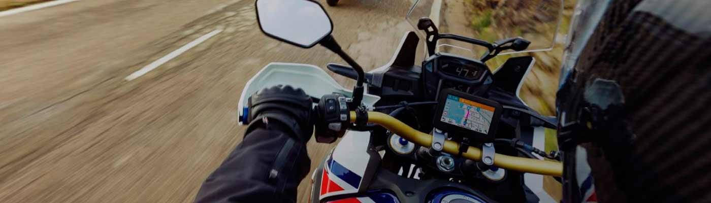 Opinión GPS moto Garmin Zumo 396