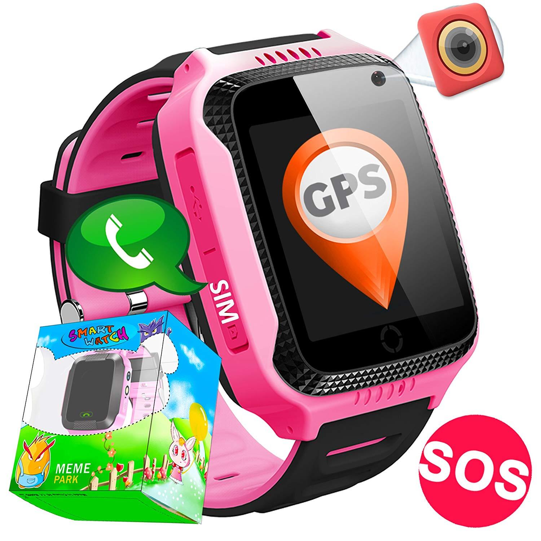 Reloj GPS para niños y niñas