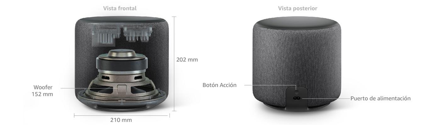 Opiniones Amazon Echo Sub