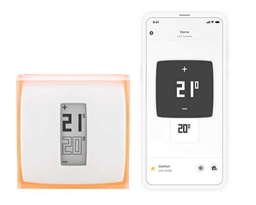 termostatos inteligente amazon hogar