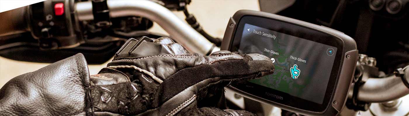 Opinión Tomtom Rider 550