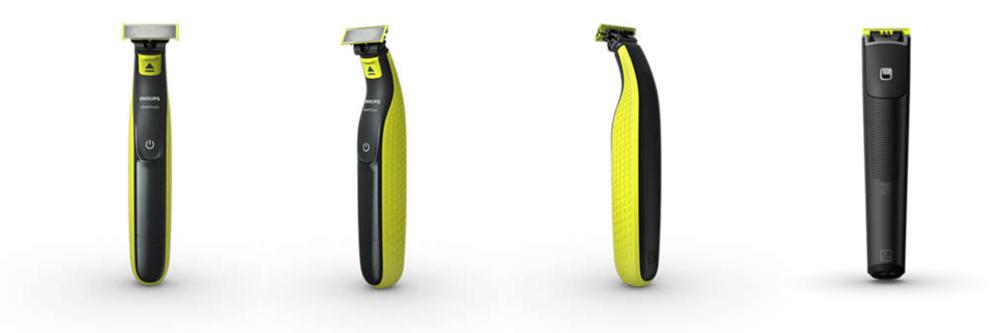 Afeitadora Philips One blade Pro 2520