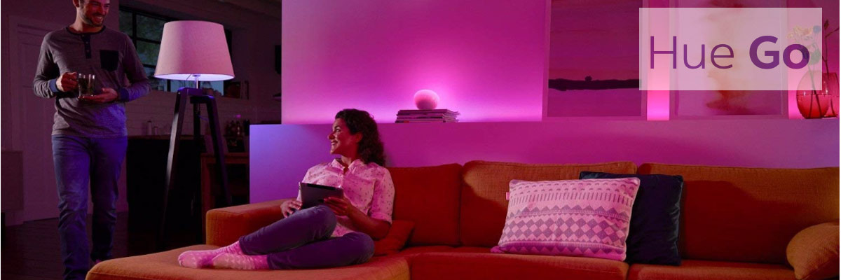 Opiniones Philips Hue Go