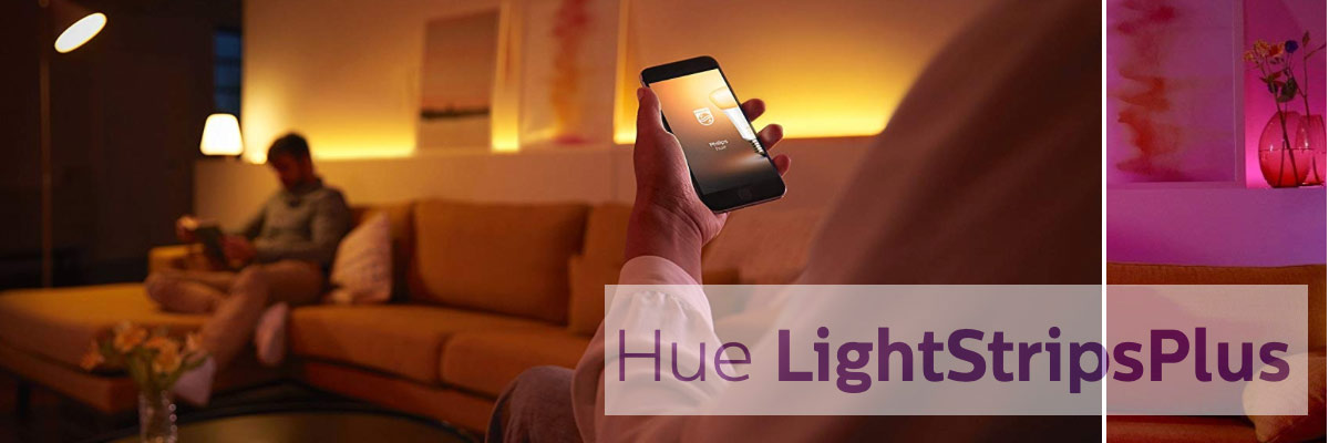 opiniones philips hue lightstrips plus
