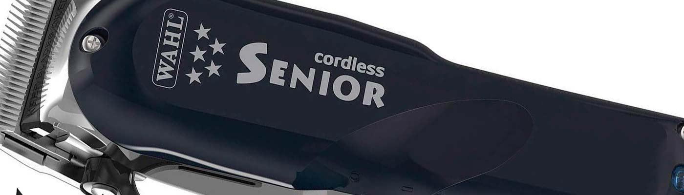 opiniones Wahl senior cordless corta pelo