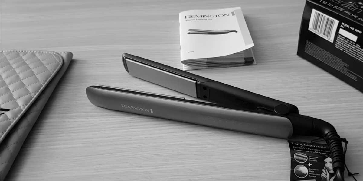 análisis y Opinión Remington keratin theraphy pro s8590