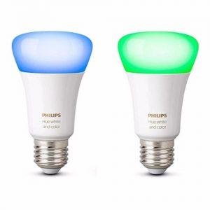 Domótica: bombillas inteligentes Amazon
