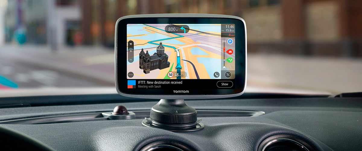 Tomtom Go Premium GPS