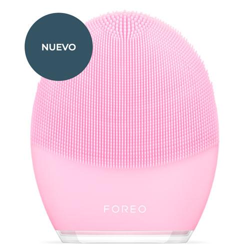 LUNA 3 Limpiador facial sónico y masajeador antiedad para piel Normal