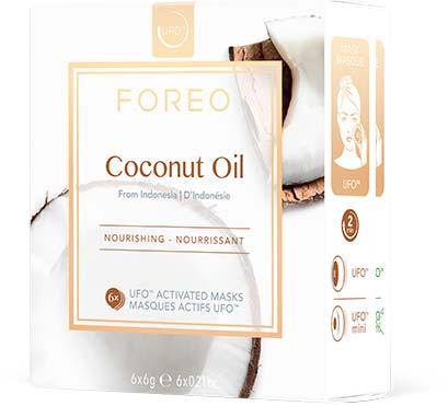 Mascarilla para tu Piel Coconut Oil x6